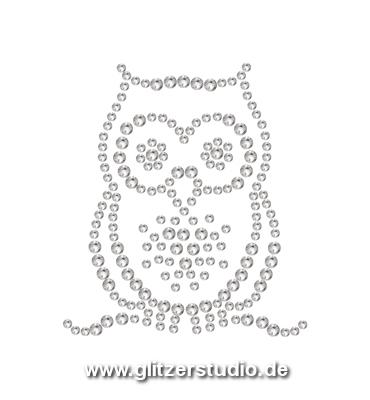 Motive aus Strass design18 - Strassmotive Bügelbilder Strasssteine