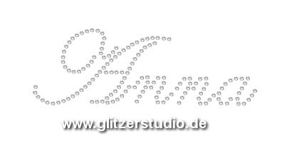 Eigener Name4 - Strassmotive Bügelbilder Strasssteine